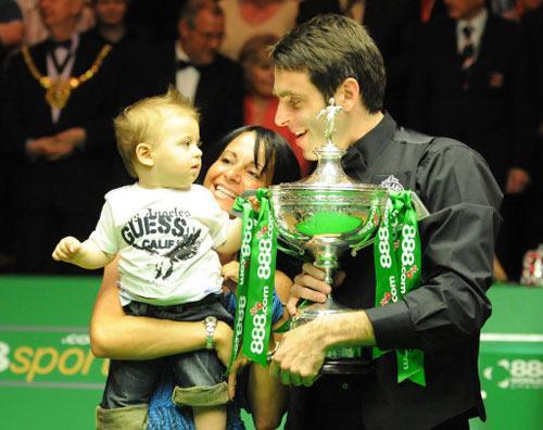 22年来最老世锦赛冠军 奥沙利文缔造出不朽伟业