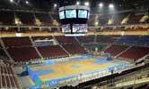 北京奥林匹克篮球馆 现代并具有国际化[组图]