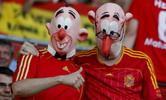 """""""奇装异服""""——2008欧洲杯赛场上另类风景"""