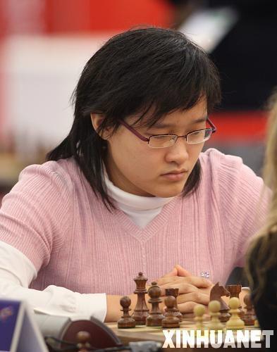 智运会 国际象棋 女子个人快棋赛赵雪夺得亚军