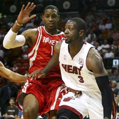 NBA本周直播互动预告:<font color=red>火箭Vs热火</font> 网Vs湖人_