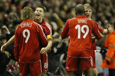 2008欧洲杯1 4决赛_07/08赛季冠军杯1/4决赛:利物浦4-2阿森纳_CCTV.com_中国中央电视台