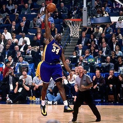 NBA總決賽:穆托姆博VS奧尼爾=男子漢VS幼稚的勝利者