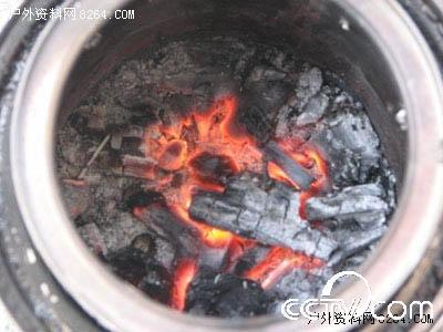 分步骤自创户外用炉具---柴火炉diy户外体验