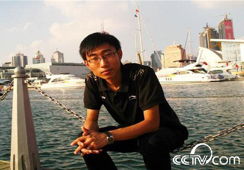 曾磊/曾磊,CCTV/5《城市之间》编导,曾梦想成为中国乒乓球队领军...