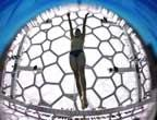 """[组图]""""水立方""""举办奥运会残奥会后首项比赛"""