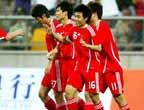 <a href=http://sports.cctv.com/20090604/110635.shtml target=_blank>[组图]国足热身赛:中国队VS沙特 精彩图集</a>
