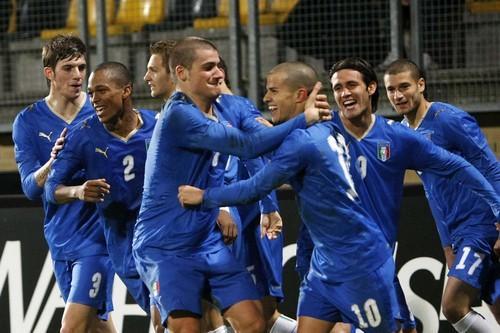 欧洲青年足球锦标赛直播预告:意大利vs塞尔维