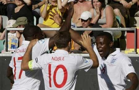 U21英格兰vs德国