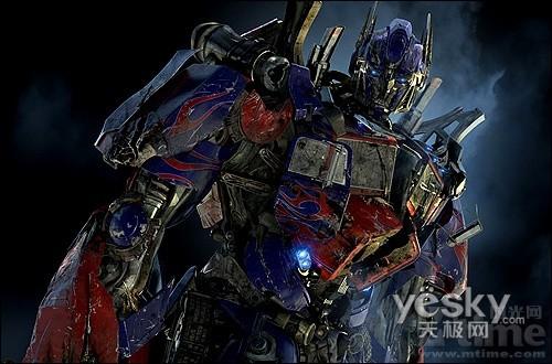 《变形金刚2》全员亮相!最新中文海报发布