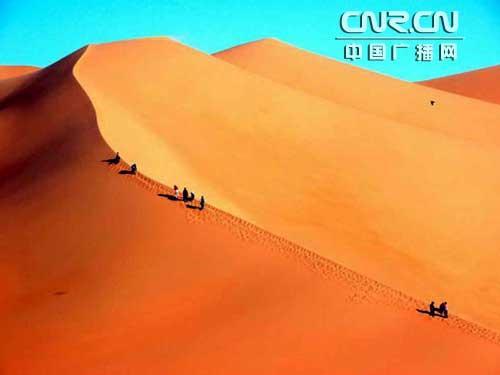 撒哈拉大沙漠ppt_
