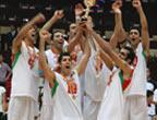 <a href=http://sports.cctv.com/20090817/101315.shtml target=_blank>[组图]伊朗男篮获得25届男篮亚锦赛冠军</a>