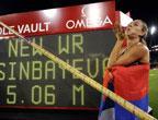 伊娃/[组图]伊娃第27次破纪录5米06新的世界纪录