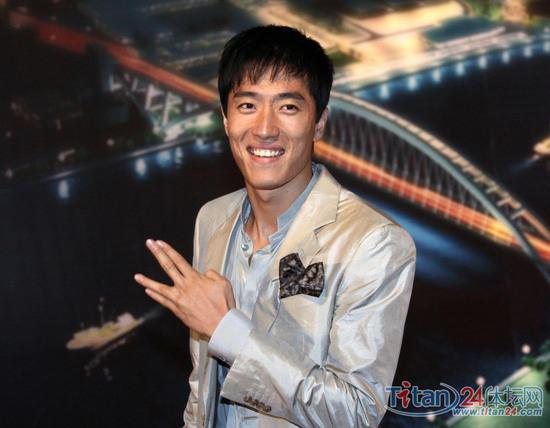 刘翔:天天都在准备着复出 尚未报名上海大师赛