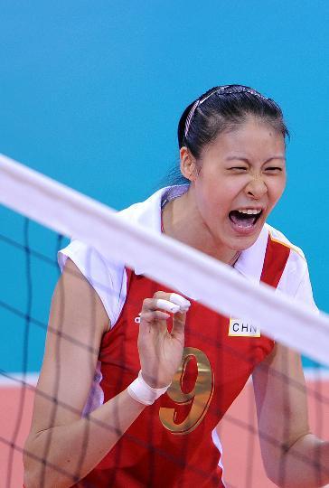 央视网_中国排球女将之——赵蕊蕊(图)_CCTV.com_中国中央电视台