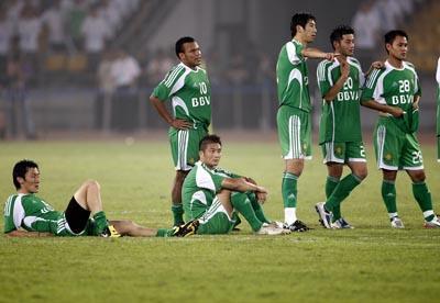 北京国安足球俱乐部图片