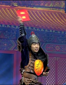 五祖拳年度总冠军:黄晓芳
