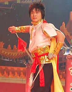八极拳年度总冠军:刘伟斌
