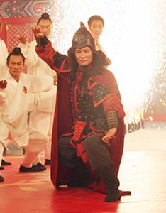 太乙五行拳年度总冠军:周晋波