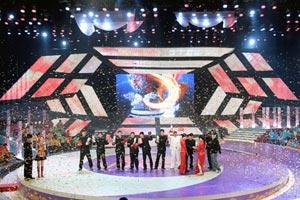 武林大会周年盛典摆下最强擂台