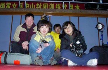 《中国奥运军团完全档案》