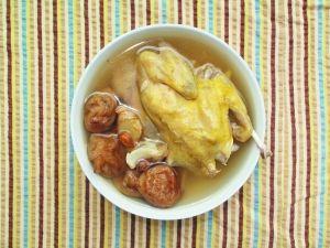 适时v奶油靓汤杏汁奶油炖做法汤蛋百合的鹧鸪图片