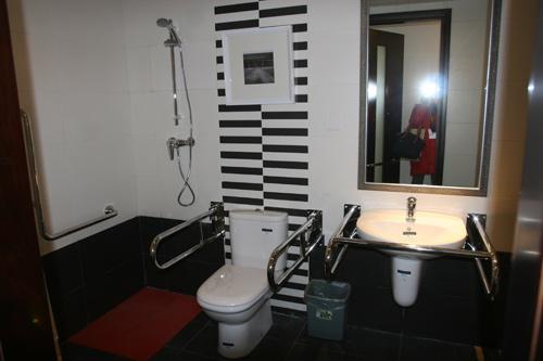 残疾人卫生间