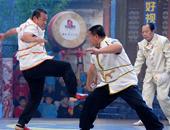 武林大会——梅花桩拳