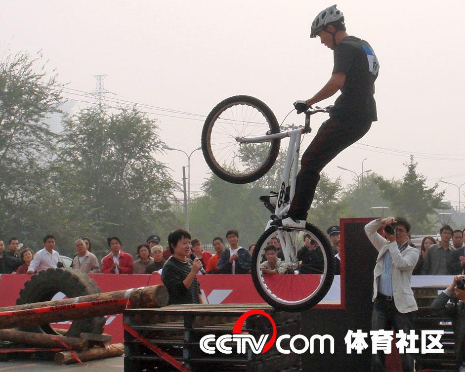 <br>不一样的精彩:2008CX极限赛