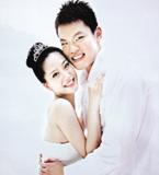 朱芳雨婚后甜美生活
