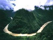 雅鲁藏布大峡谷探险--进入人类最后的密境