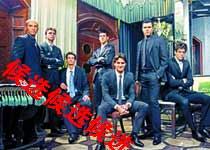 <center>男子网球群英会</center>