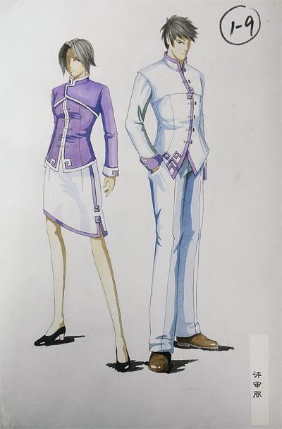 服装设计师简介