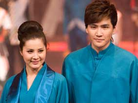 第二届武林盛典:服装类单项奖