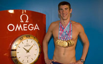 迈克尔-菲尔普斯是当今泳坛最出色的全能型游泳选手。15岁时崛起世界泳坛,当时他成为入选美国奥运游泳队最年轻的选手,并在悉尼奥运会上获得200米蝶泳的第五名。之后,菲尔普斯就开始了在世界泳坛掠金夺银的惊人之旅.....