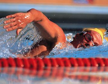 游泳对人体的锻炼价值