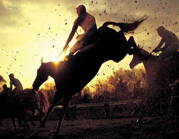 赛马掀起草原全民健身潮