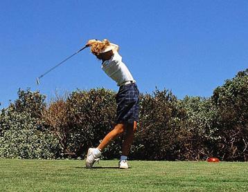 高尔夫球,绿色健身的革命