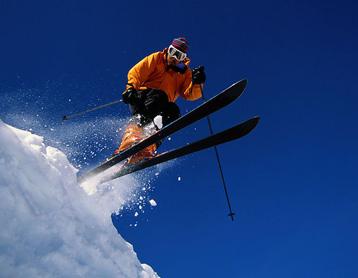 滑雪也是一种生活态度