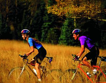 自行车 燃烧脂肪的快乐旅行