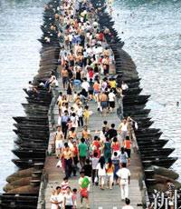 广东边界自驾,漫游风情小城